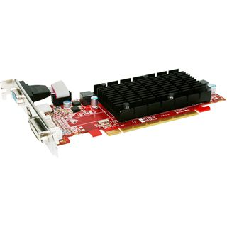 512MB VTX3D Radeon HD 5450 1GB HyperM Passiv PCIe 2.1 x16 (Retail)