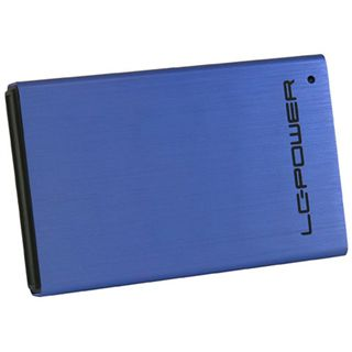 "LC-Power LC-25U3-XL 2.5"" (6,35cm) USB 3.0 blau"