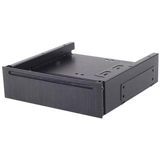 """Silverstone 2,5"""" HDD + Slot-in Slimline ODD schwarz Einbaurahmen für 5,25"""" (SST-FP58B)"""