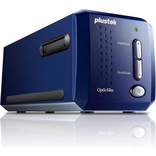 Plustek OpticFilm 8100 Filmscanner USB 2.0