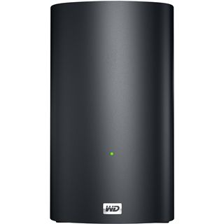 WD My Book Live Duo 6 TB (2x 3000GB)