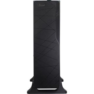 Inter-Tech SY M-201 Desktop 300 Watt schwarz