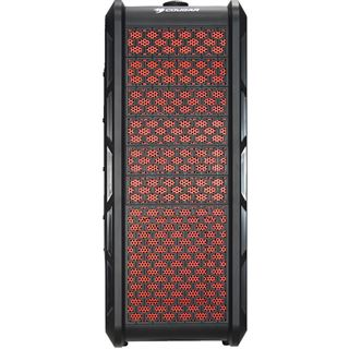 Cougar Evolution BO USB3.0 Big Tower ohne Netzteil schwarz/orange
