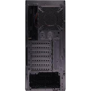 Cougar Solution USB3.0 Midi Tower ohne Netzteil schwarz