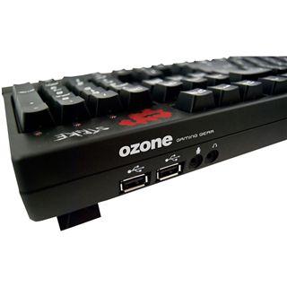 Ozone Strike CHERRY MX Black USB Englisch schwarz (kabelgebunden)