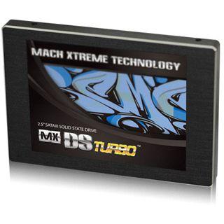 "120GB Mach Xtreme Technology MX-DS Turbo 2.5"" (6.4cm) SATA 6Gb/s MLC synchron (MXSSD3MDSTP-120G)"