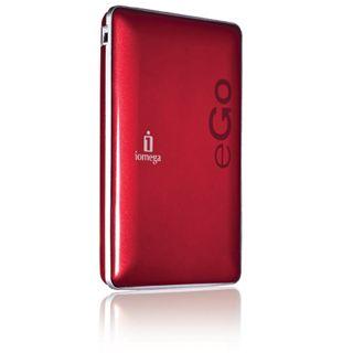"1000GB Iomega eGo Portable 35684 2.5"" (6.4cm) USB 3.0 rot"