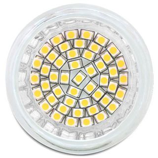 Delock Lighting 48x SMD Warmweiß GU10 A