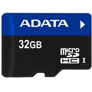 32 GB ADATA Standard microSDHC Class 2 Bulk inkl. Adapter