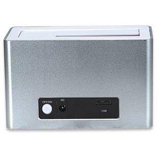 """Manhattan SuperSpeed USB 3.0 Dockingstation für 2.5"""" und 3.5"""" Festplatten (130264)"""