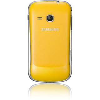 Samsung Galaxy mini 2 S6500 4 GB gelb