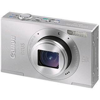 Canon Ixus 500 HS silber