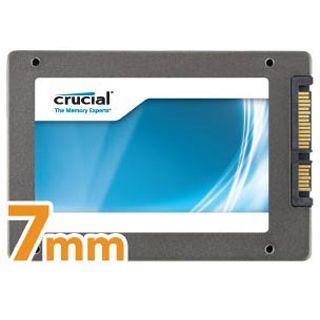 "256GB Crucial m4 Slim 2.5"" (6.4cm) SATA 6Gb/s MLC synchron (CT256M4SSD1)"