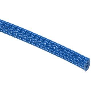 Good Connections 1.00m Gewebeschlauch 7mm Blau