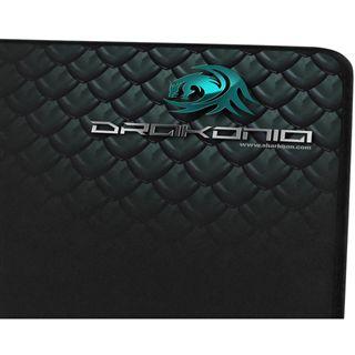 Sharkoon Drakonia Gaming Mat 355 mm x 255 mm schwarz