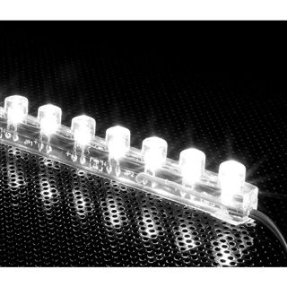 LAMPTRON FlexLight 12cm weiß LED Kit für Gehäuse (LAMP-LEDFL1204)