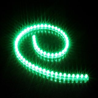 LAMPTRON FlexLight 60cm grün LED Kit für Gehäuse (LAMP-LEDFL6003)