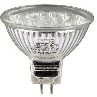 Xavax LED-Lampe, GU 5,3, 1 W, MR16, Neutralweiß