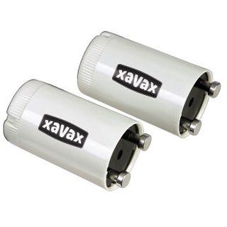 Xavax Leuchtstofflampen-Starter ST 65 Single, 2 Stück