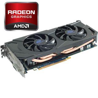 2GB Sapphire Radeon HD 7870 Aktiv PCIe 3.0 x16 (Retail)