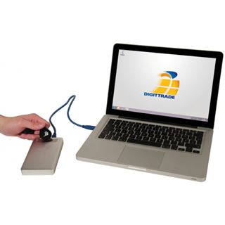 "120GB Digittrade RFID Security SSD DG-RS256-120SSD 3.5"" (8.9cm) USB 3.0 silber"