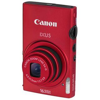 Canon Ixus 125 HS rot