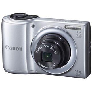 Canon PowerShot A810 silber
