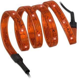 Delock Lichtstreifen LED, STG, 1m, rot, [46243]