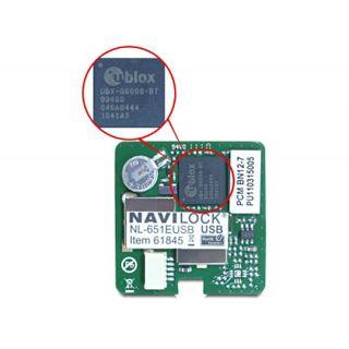 Navilock GPS Engine Module NL-651EUSB