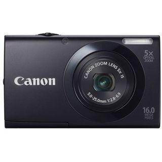 Canon PowerShot A3400 IS schwarz