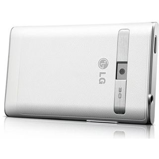 LG Electronics Optimus L3 E400 1 GB weiß