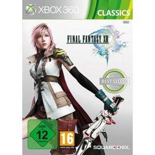AK-Tronic Final Fantasy XIII (X360)