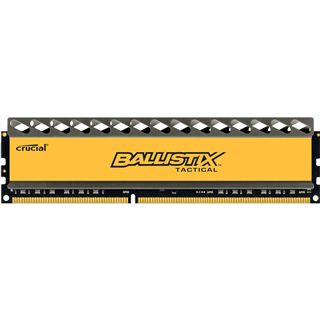 4GB Crucial Ballistix Tactical DDR3-1600 DIMM CL8 Single
