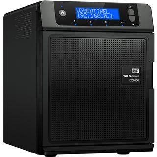 WD Sentinel DX4000 6 TB (2x 3000GB)