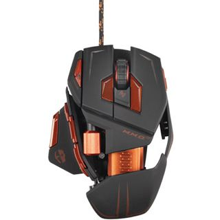 Mad Catz M.M.O 7 USB matt black (kabelgebunden)