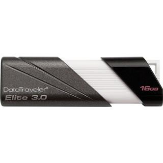 16 GB Kingston Datatraveler Elite schwarz USB 3.0