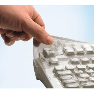 CHERRY Wetex Schutzfolie für Tastaturen (6155112)