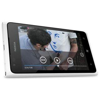 Nokia Lumia 900 16 GB weiß