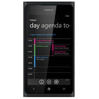Nokia Lumia 900 16 GB schwarz