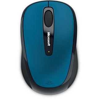 Microsoft Wireless Mobile Mouse 3500 blau
