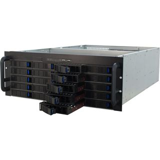 Inter-Tech Case IPC 4HU-4320L Storage Case