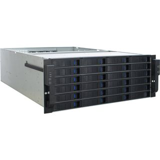 Inter-Tech Case IPC 4HU-4324L Storage Case