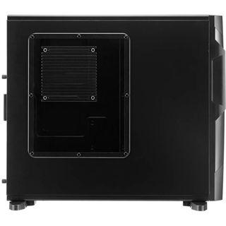 AeroCool VS-9 Advanced mit Sichtfenster Midi Tower ohne Netzteil schwarz