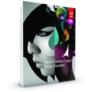 Adobe Creative Suite 6.0 Design Standard 64 Bit Deutsch Grafik FPP Mac (DVD)