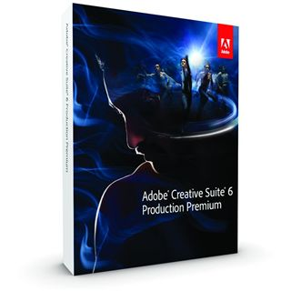 Adobe Creative Suite 6.0 Production Premium 64 Bit Deutsch Grafik Upgrade PC (Lizenz)