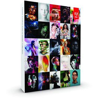 Adobe Creative Suite 6.0 Master Collection 64 Bit Deutsch Grafik FPP PC (DVD)