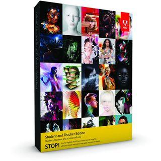 Adobe Creative Suite 6.0 Master Collection 64 Bit Deutsch Grafik EDU-Lizenz Mac (DVD)