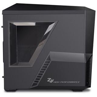 Zalman Z11 Plus mit Sichtfenster Midi Tower ohne Netzteil schwarz