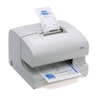 Epson Epson TM-J7500 parallel weiß Tinte Drucken Parallel
