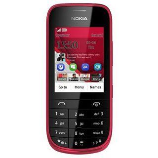 Nokia Asha 203 64 MB rot